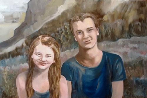 Luke-and-Emma-Lake-Louise-hike